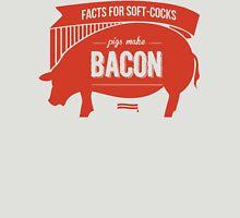 Pigs make bacon Unisex T-Shirt