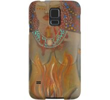Goddess of Sacred Fire ~ Pele Samsung Galaxy Case/Skin