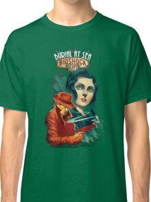 Bioshock Infinite , Burial at sea Classic T-Shirt