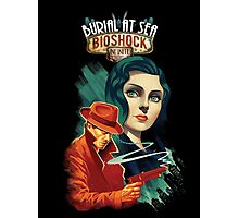Bioshock Infinite , Burial at sea Photographic Print