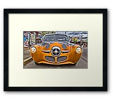 Studebaker On The Prowl! Framed Print
