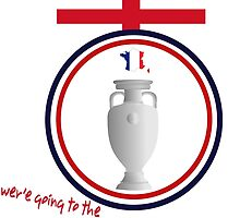 England- We're going the Euros 2016! by sicknick