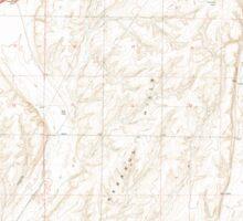USGS Topo Map Washington State WA Karakul Hills 241737 1964 24000 Sticker