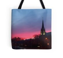 Twilight Sanctuary Tote Bag