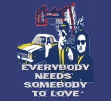Everybody needs Somebody to Love - BLUE edit by vampyba