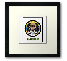 The Doctor 46 Framed Print