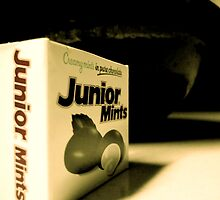 Junior Mints by Ariel Faraci