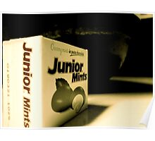 Junior Mints Poster