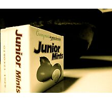 Junior Mints Photographic Print