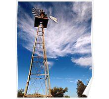 Wildomar Water Pump Poster