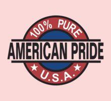 "Veteran's Day ""American Pride"" T-Shirt Kids Clothes"
