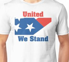 Veteran's Day United We Stand T-Shirt Unisex T-Shirt