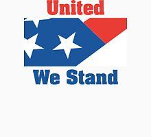 Veteran's Day United We Stand T-Shirt Unisex T-Shirt