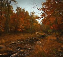 Bucks County Gold by louise reeves