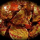 Chocolate Kisses by Ariel Faraci