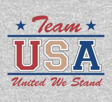 "Veteran's Day ""United We Stand"" T-Shirt Kids Tee"