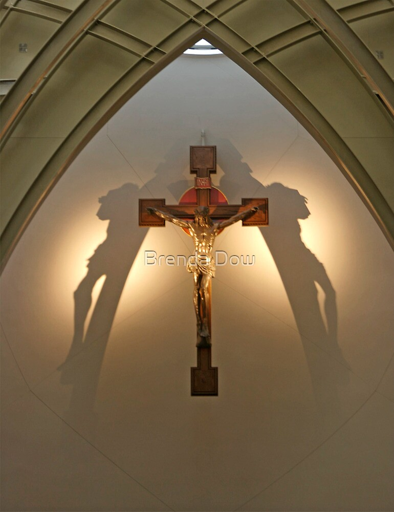 Life everlasting....................    Amen by Brenda Dow