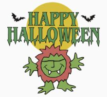 Happy Halloween T-Shirt by HolidayT-Shirts