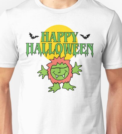 Happy Halloween T-Shirt Unisex T-Shirt