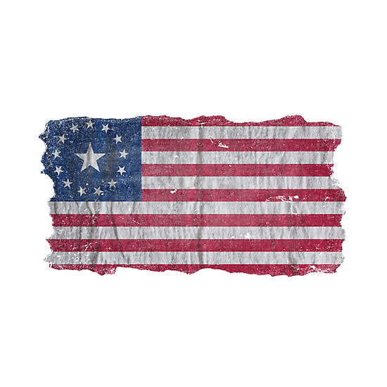 Pre-War US-Flag (Fallout) by burning2910
