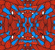 Spider Guy Pattern by slr81