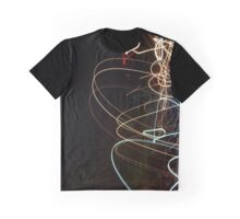 Light and Night 04 Vertical Graphic T-Shirt