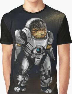 Grunt Mass Effect Graphic T-Shirt