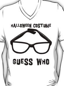 """Halloween """"Halloween Costume - Guess Who?"""" T-Shirt T-Shirt"""