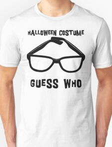 "Halloween ""Halloween Costume - Guess Who?"" T-Shirt T-Shirt"