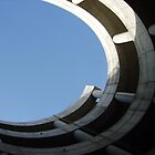 ellipsis in concrete by fabio piretti