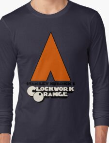 A Clockwork Orange I Long Sleeve T-Shirt