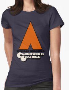 A Clockwork Orange I Womens Fitted T-Shirt