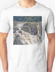 Thundering Barron Falls Unisex T-Shirt