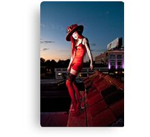 Dare Devil Canvas Print