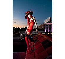 Dare Devil Photographic Print