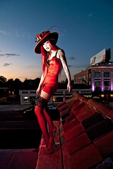 Dare Devil by Neil Photograph