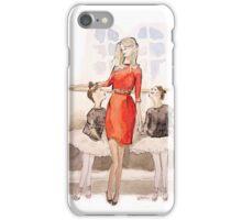 Little Dancers iPhone Case/Skin