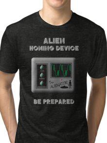 Alien Homing Device Tri-blend T-Shirt