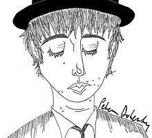 Peter Doherty by PotionOwl203