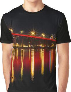 Red Bridge Graphic T-Shirt