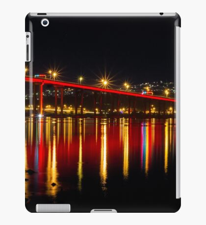 Red Bridge iPad Case/Skin