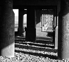 Under the Pier by Hannah Welbourn