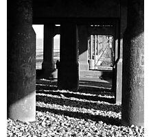 Under the Pier Photographic Print