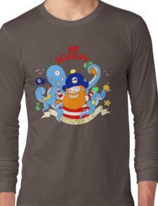 Pirate's need Vitamin C Long Sleeve T-Shirt