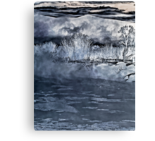 The River Beckons Canvas Print