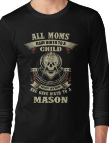 I AM FREEMASON Long Sleeve T-Shirt