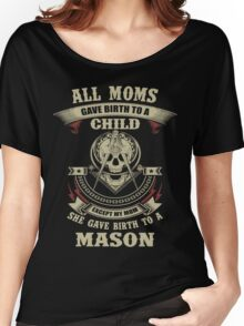 I AM FREEMASON Women's Relaxed Fit T-Shirt