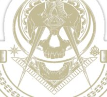 I AM FREEMASON Sticker