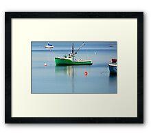 boats plus.. Framed Print
