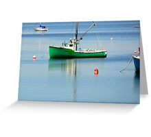boats plus.. Greeting Card